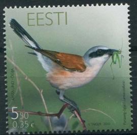 Estland, michel 666, xx