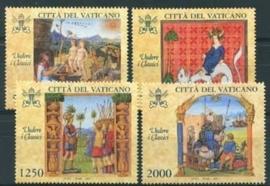 Vatikaan, michel 1210/13, xx