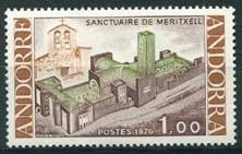 Andorra Fr., michel 278, xx