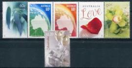 Australie, michel 3879/84, xx