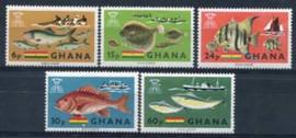 Ghana, michel 261/65, xx