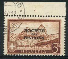 Zwitserland, michel vn 56, o