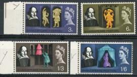 Engeland, michel 366/69y, xx