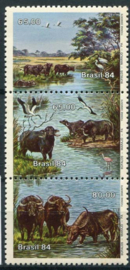 Brazilie, michel 2054/56, xx