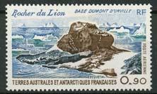 Antarctica Fr., michel 145, xx
