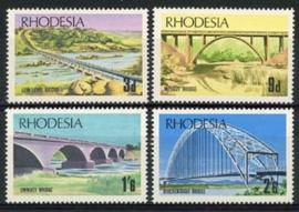 Rhodesie, michel 84/87, xx