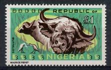 Nigeria, michel 188, xx