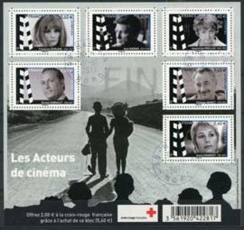 Frankrijk, michel blok 207, o