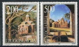Joegoslavie, michel 2898/99, xx