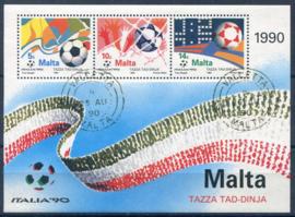 Malta, michel blok 11, o