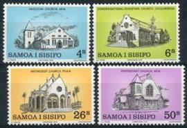 Samoa, michel 419/22, xx