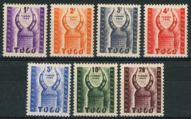 Togo, michel T 48/54, xx