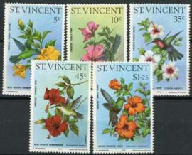 St.Vincent, michel 441/45, xx