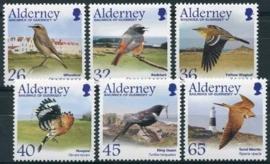 Alderney, michel 236/41, xx