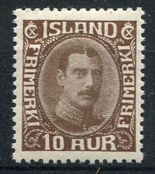 IJsland, michel 161, xx