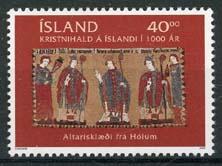 IJsland, michel 941, xx