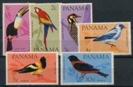 Panama, michel 844/49, xx