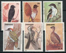 Zimbabwe, michel 482/87, xx