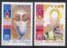 Vaticaan , michel 1510/11 , xx
