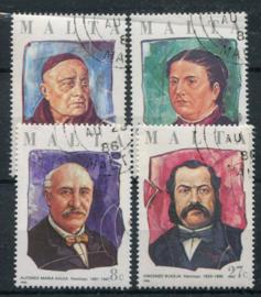 Malta, michel 751/54, o