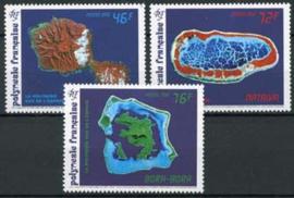 Polynesie, michel 605/07, xx