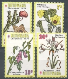 Botswana, michel 128/31, xx