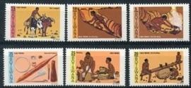 Botswana , michel 247/52 , xx