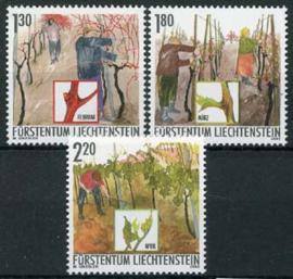 Liechtenstein, michel 1311/13, xx