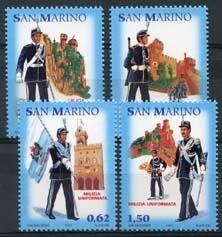 San Marino , michel 2198/01 , xx