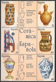 Spanje, michel 2771/76, xx