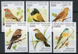 Togo , michel 2473/78, xx