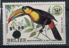 Belize, michel A 709, xx