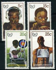 Bophuthatswana, michel 68/71, xx