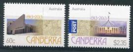 Australie, michel 3909/10, xx