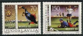 Joegoslavie, michel 2152/53, xx