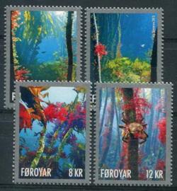 Faroer, michel 687/90, xx