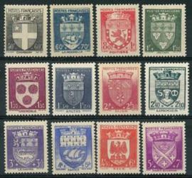 Frankrijk, michel 564/75, xx