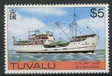Tuvalu, michel 37 y, xx