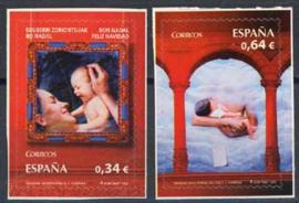 Spanje, michel 4560/61, xx