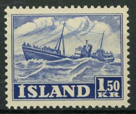 IJsland, michel 268, xx