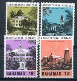 Bahamas, michel 428/31, xx