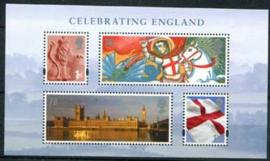 Engeland R, michel blok 1, xx