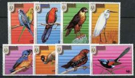 Niue, michel 673/80, xx