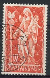 Liechtenstein, michel 449, o