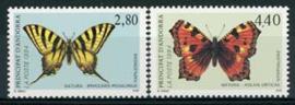 Andorra Fr., michel 472/73, xx
