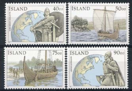 IJsland, michel 945/48, xx
