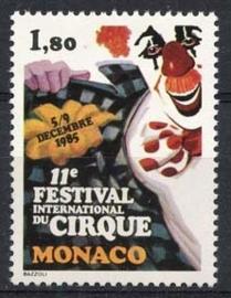 Monaco , michel 1717, xx