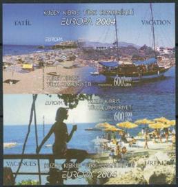 Turks Cyprus, michel blok 22 B, xx