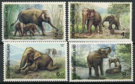 Thailand, michel 1438/41, xx