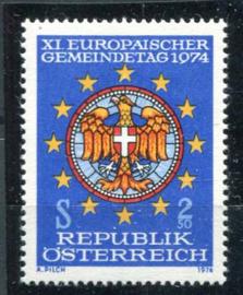 Oostenrijk, michel VIII, xx met cert.